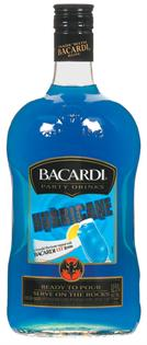 Bacardi Party Drinks Hurricane 750ml
